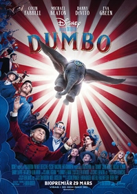 Dumbo (live action) (Eng. tal)
