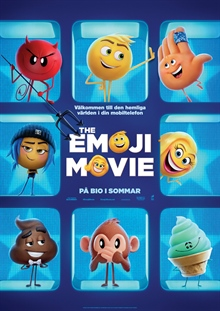 The Emoji Movie  (Sv. tal)