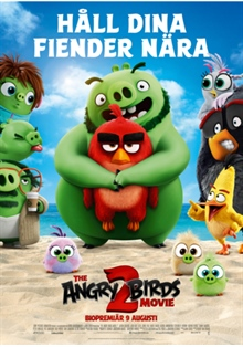 The Angry Birds Movie 2 (Sv. tal, Sv. text) 3D (Sv. tal)