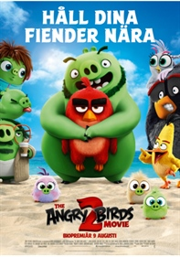 The Angry Birds Movie 2 (Sv. tal)