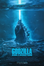 Godzilla II King of the Monsters 3D