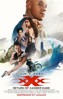 xXx: The Return of Xander Cage 3D