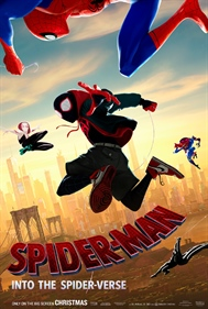 Spider-Man: Into The Spider-Verse (Eng. tal)